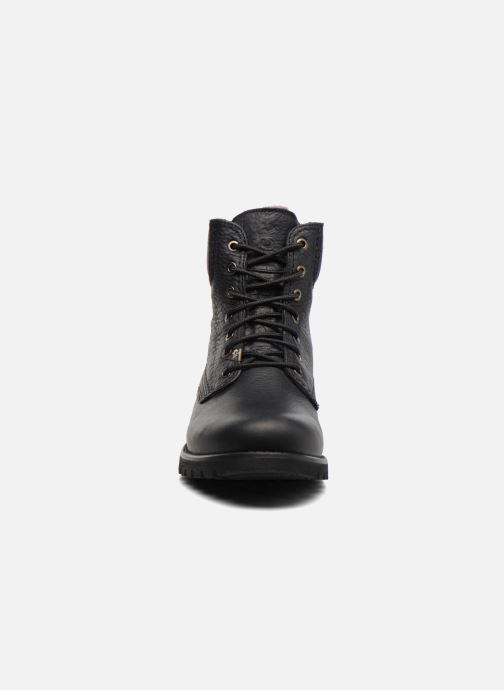 a325af8ec084e5 ... detaillierte ansicht modell. Stiefeletten   Boots Panama Jack Panama 03  Igloo C13 schwarz schuhe getragen