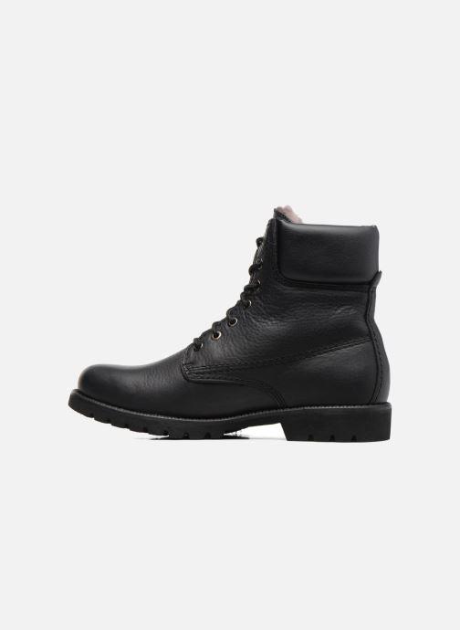 43a9ab24e5dc26 Stiefeletten   Boots Panama Jack Panama 03 Igloo C13 schwarz ansicht von  vorne