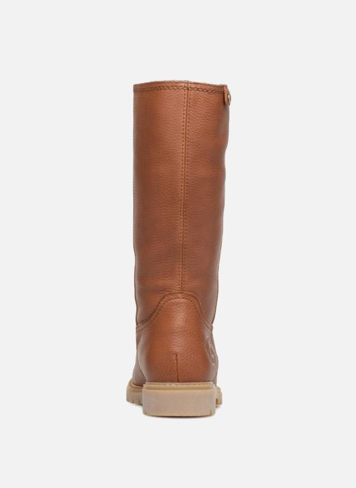 495ac430af166e Panama Jack Bambina Igloo (Brown) - Boots   wellies chez Sarenza ...