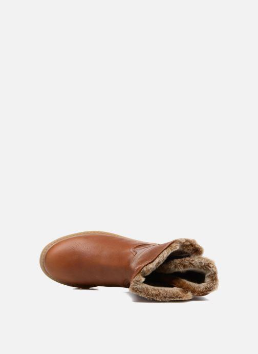 Boots en enkellaarsjes Panama Jack Felia Bruin links