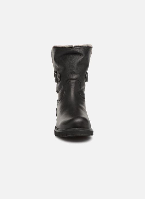 Bottines et boots Panama Jack Felia Noir vue portées chaussures