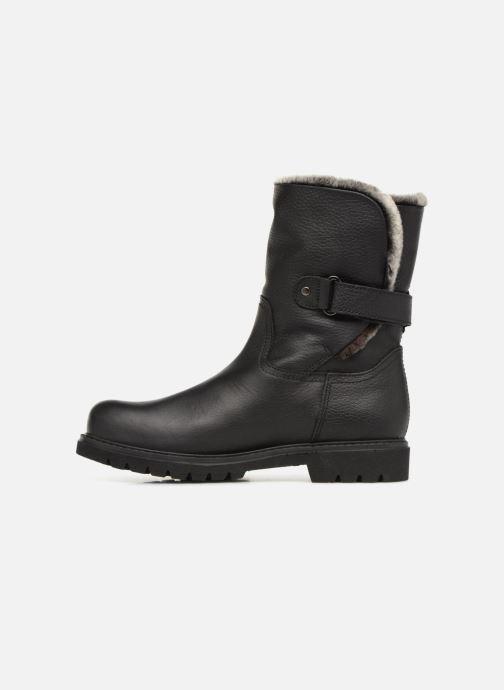 Bottines et boots Panama Jack Felia Noir vue face
