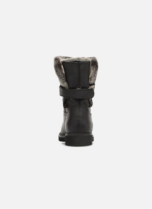 Bottines et boots Panama Jack Felia Noir vue droite