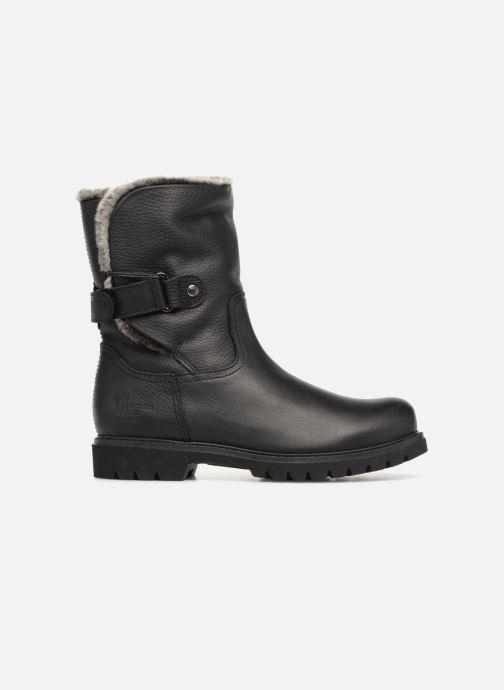 Bottines et boots Panama Jack Felia Noir vue derrière