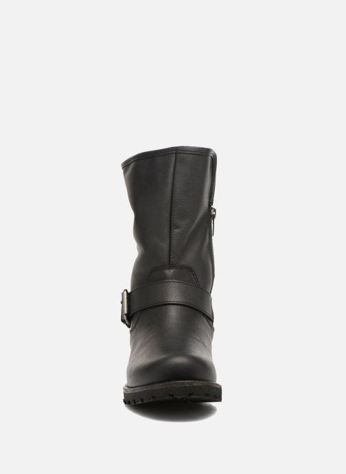 Bottines et boots Panama Jack Singapur Igloo Noir vue portées chaussures