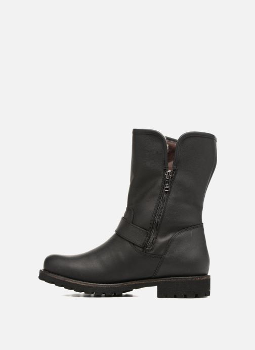 Bottines et boots Panama Jack Singapur Igloo Noir vue face