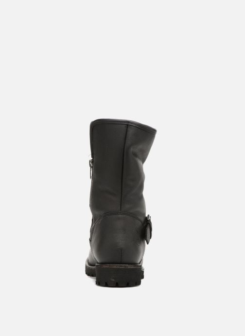 Bottines et boots Panama Jack Singapur Igloo Noir vue droite