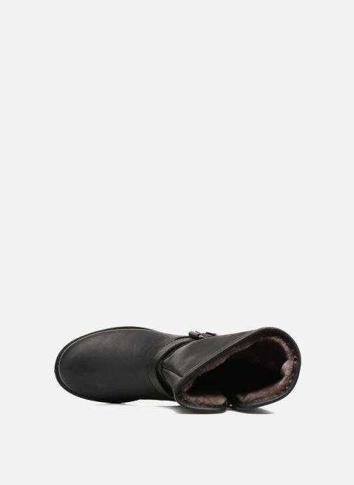 Bottines et boots Panama Jack Singapur Igloo Noir vue gauche