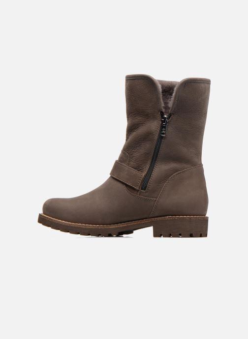 Bottines et boots Panama Jack Singapur Igloo B30 Gris vue face