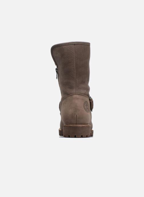 Bottines et boots Panama Jack Singapur Igloo B30 Gris vue droite