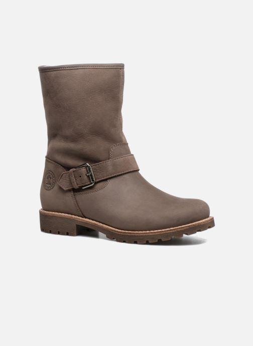 Boots en enkellaarsjes Panama Jack Singapur Igloo B30 Grijs detail