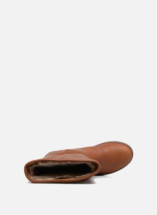 Laarzen Panama Jack Tatiana B2 Bruin links