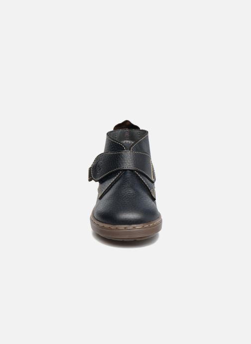 Zapatos con velcro Osito by Conguitos Nino Azul vista del modelo