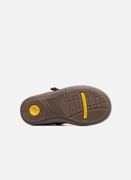 Schoenen met klitteband Osito by Conguitos Nino Blauw boven