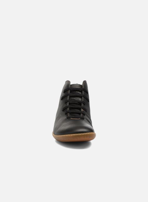 Bottines et boots El Naturalista El Viajero N267 M Noir vue portées chaussures