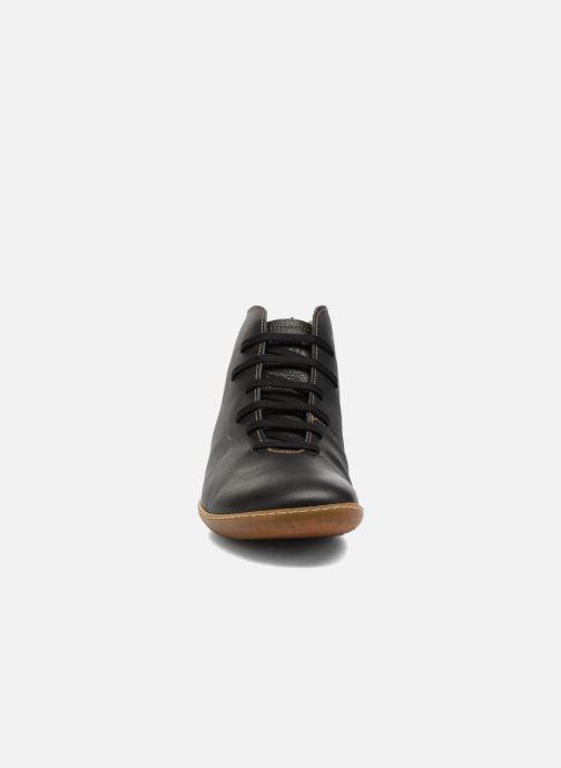 Boots en enkellaarsjes El Naturalista El Viajero N267 M Zwart model