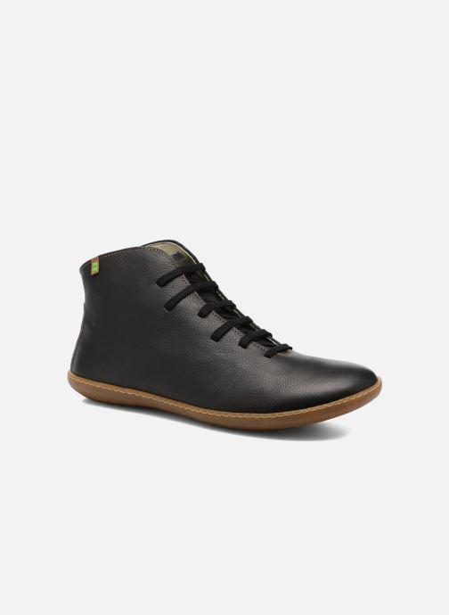 Boots en enkellaarsjes El Naturalista El Viajero N267 M Zwart detail