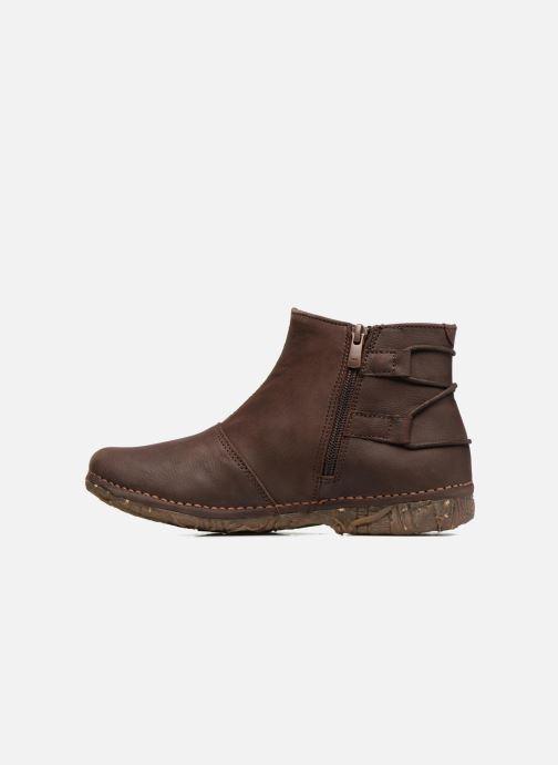 Bottines et boots El Naturalista Angkor N917 Marron vue face