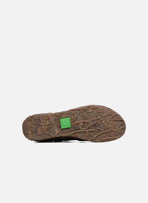 Bottines et boots El Naturalista Angkor N917 Marron vue haut