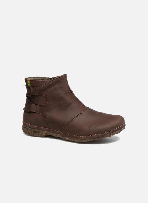 Boots en enkellaarsjes El Naturalista Angkor N917 Bruin detail