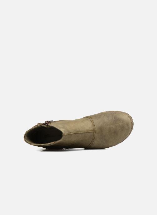 Boots en enkellaarsjes El Naturalista Angkor N917 Groen links