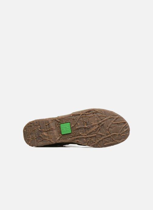 Boots en enkellaarsjes El Naturalista Angkor N917 Groen boven