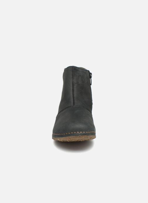 Bottines et boots El Naturalista Angkor N917 Noir vue portées chaussures