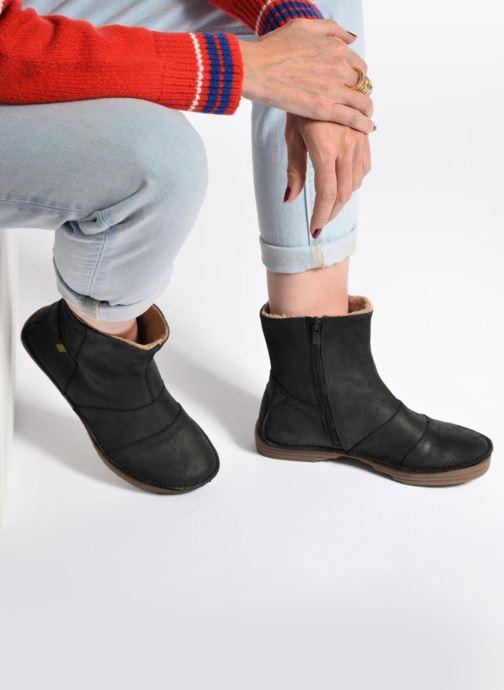 Boots en enkellaarsjes El Naturalista Rice Field N5043 Grijs onder