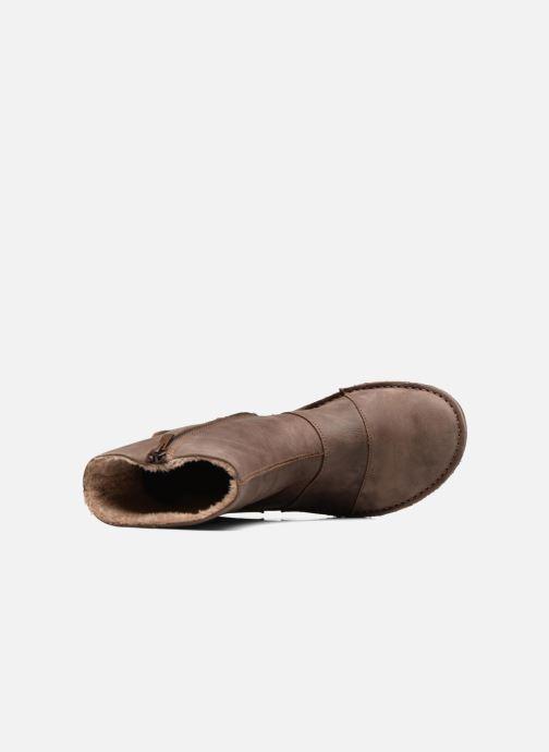Boots en enkellaarsjes El Naturalista Rice Field N5043 Grijs links