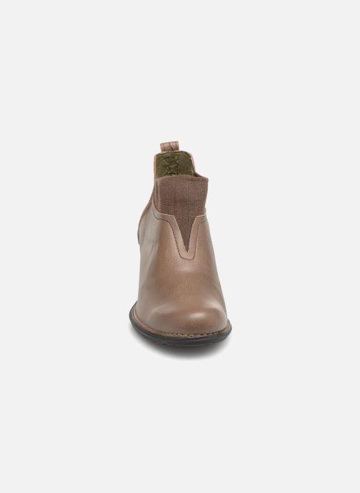 Stiefeletten & Boots El Naturalista Nectar N5140 grau schuhe getragen