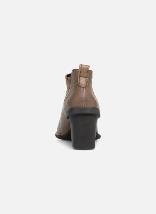 Nectar Et Bottines Boots plume Capretto El N5140 Naturalista mn08ONwv