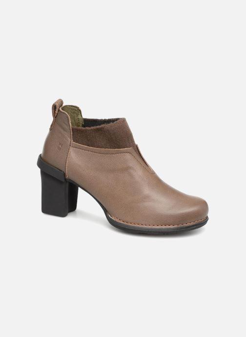 Stiefeletten & Boots El Naturalista Nectar N5140 grau detaillierte ansicht/modell