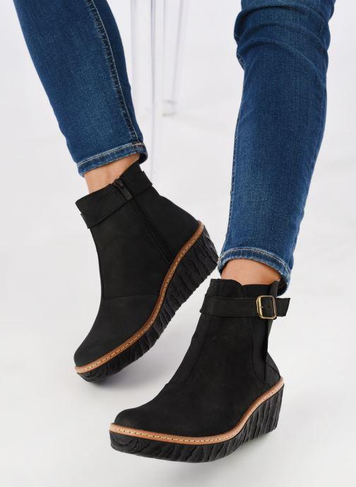 Boots en enkellaarsjes El Naturalista Myth Yggdrasil N5133 Zwart onder