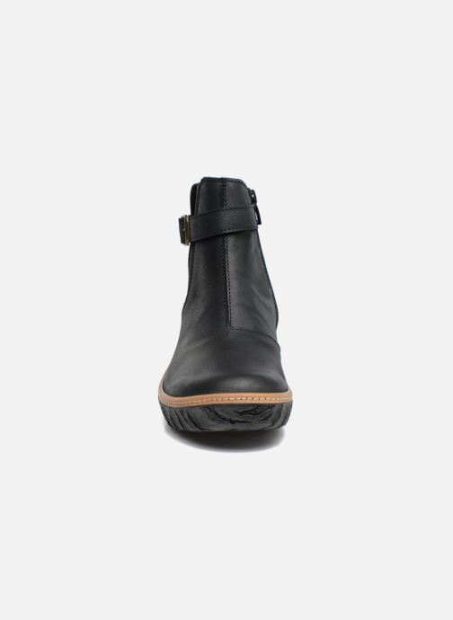 Boots en enkellaarsjes El Naturalista Myth Yggdrasil N5133 Zwart model