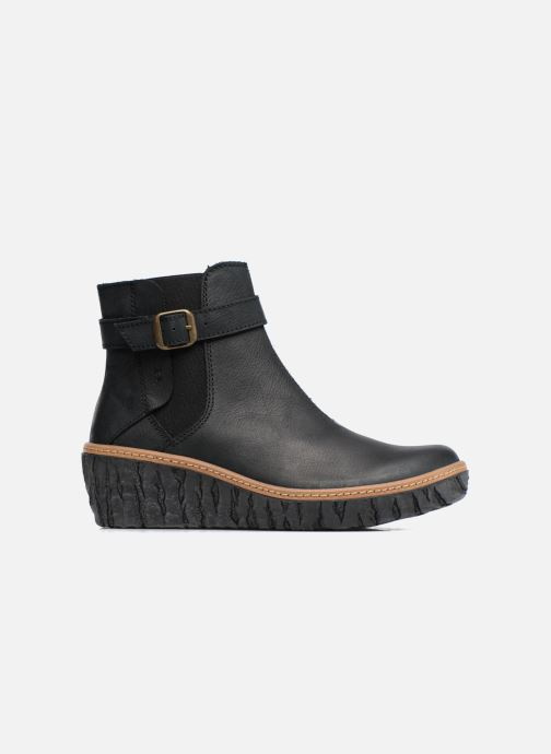 Boots en enkellaarsjes El Naturalista Myth Yggdrasil N5133 Zwart achterkant