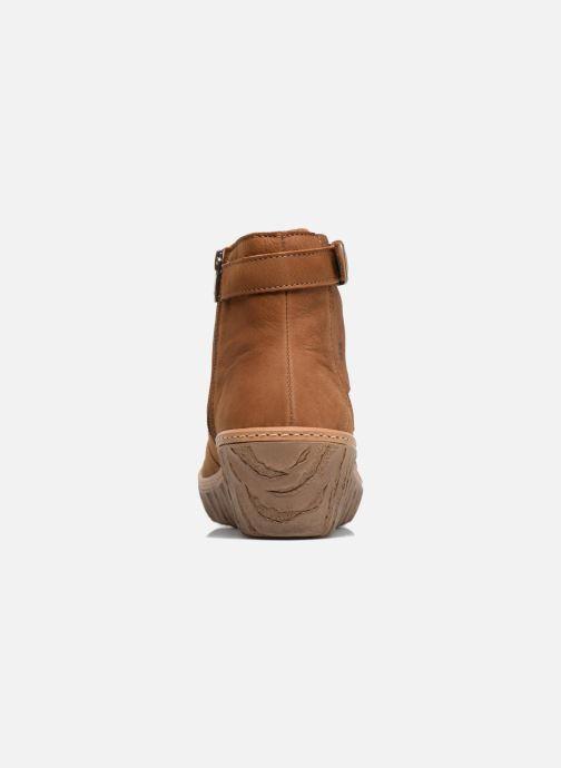 Boots en enkellaarsjes El Naturalista Myth Yggdrasil N5133 Bruin rechts