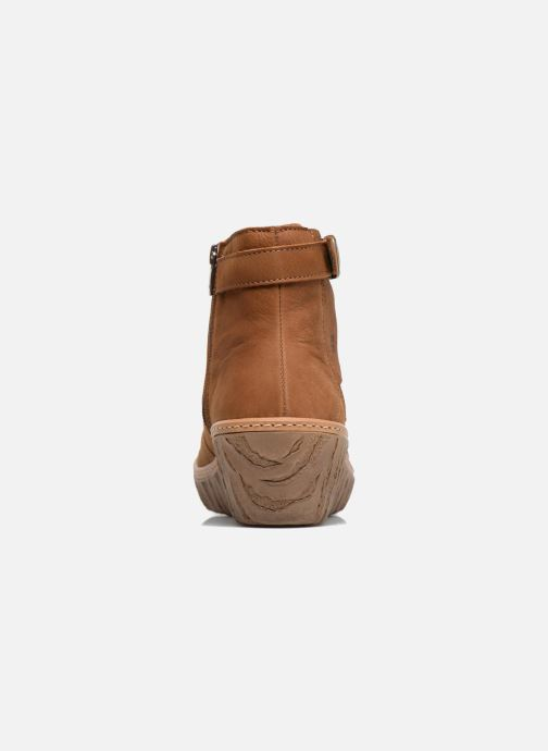 Ankle boots El Naturalista Myth Yggdrasil N5133 Brown view from the right