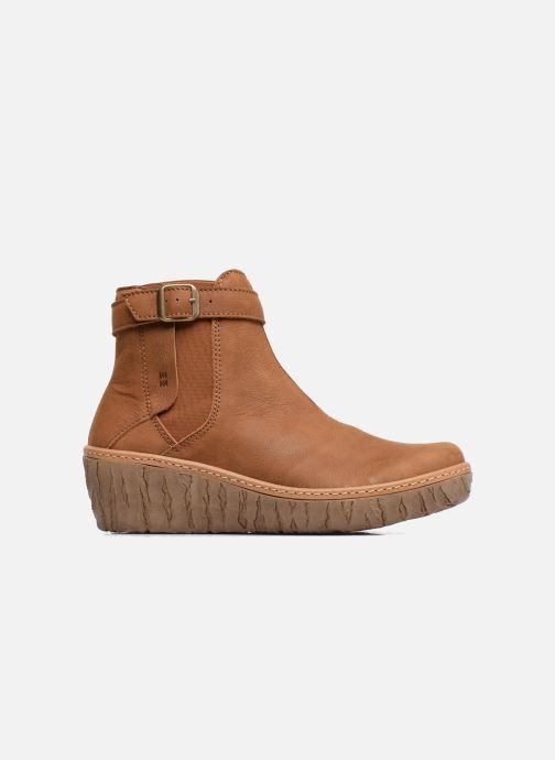 Boots en enkellaarsjes El Naturalista Myth Yggdrasil N5133 Bruin achterkant