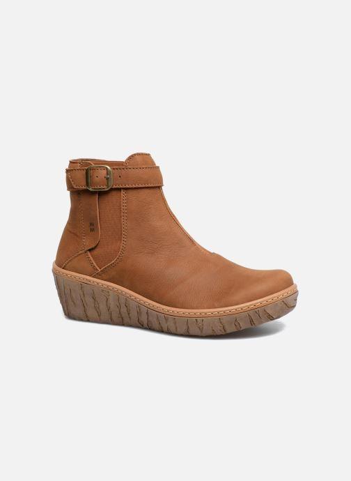Boots en enkellaarsjes El Naturalista Myth Yggdrasil N5133 Bruin detail
