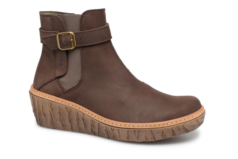 Los últimos hombres zapatos de descuento para hombres últimos y mujeres  El Naturalista Myth Yggdrasil N5133 (Marrón) - Botines  en Más cómodo 7a491e
