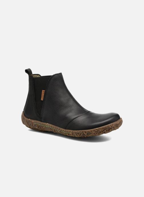 Bottines et boots El Naturalista Nido Ella N786 Noir vue détail/paire