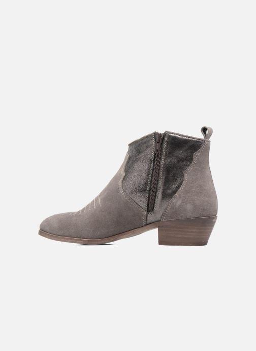 Bottines et boots Kaporal Nayade Gris vue face