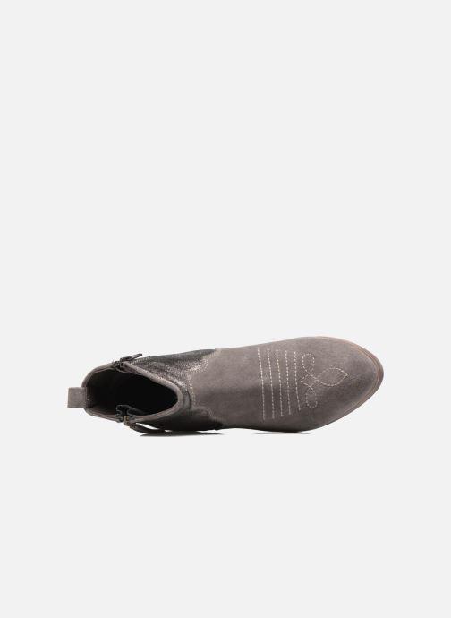 Bottines et boots Kaporal Nayade Gris vue gauche