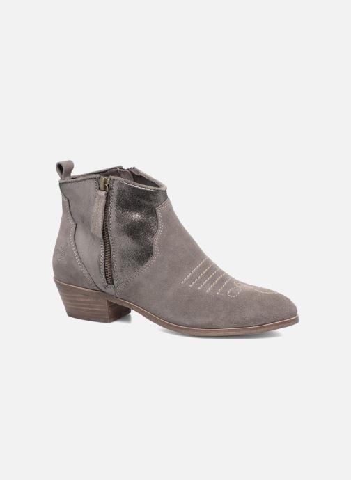 Bottines et boots Kaporal Nayade Gris vue détail/paire