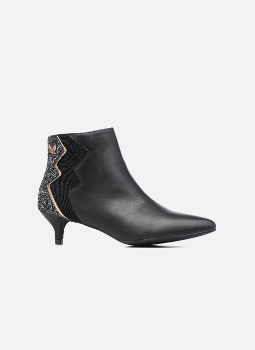 Bottines et boots Kaporal Sampa Noir vue derrière