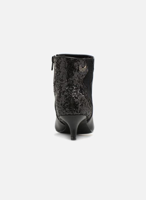 Bottines et boots Kaporal Sampa Noir vue droite