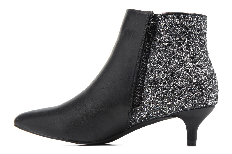 Bottines et boots Kaporal Sampa Noir vue face