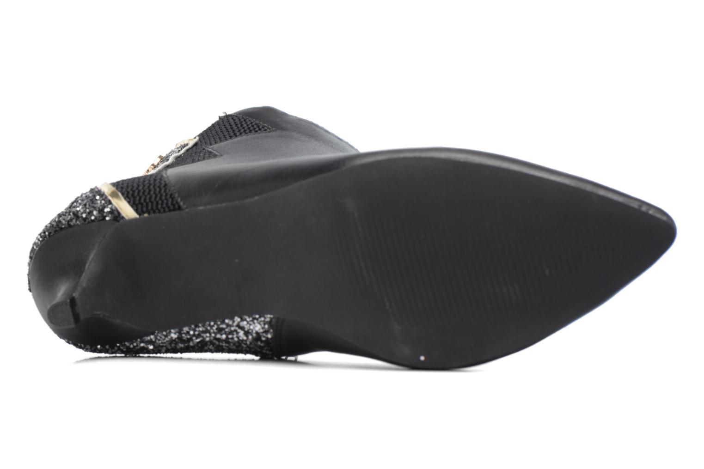 Bottines et boots Kaporal Sampa Noir vue haut