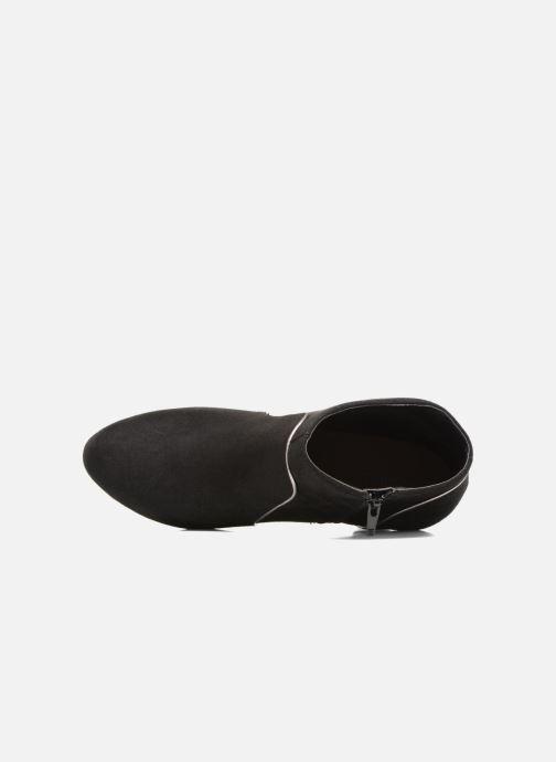 bottines noir kaporal sandow