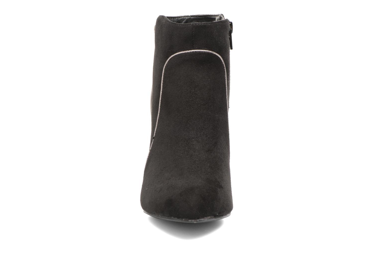 Botines  Kaporal Sandow Negro vista del modelo
